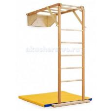 Kidwood Деревянный складной спортивный уголок Жираф