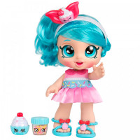 Kindi Kids Игровой набор Кукла Джессикейк с аксессуарами