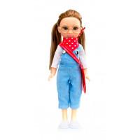 Knopa Кукла Мишель на пленэре 36 см