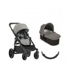 Коляска Baby Jogger City Select Lux 2 в 1 с бампером