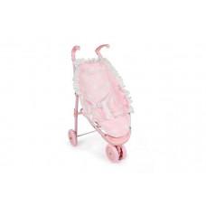 Коляска для куклы La Nina 3-х колесная 65040