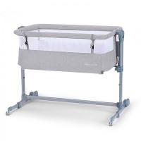 Колыбель Kinderkraft приставная кроватка Neste Air