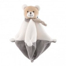 Комфортер Chicco Медвежонок Doudou с одеяльцем