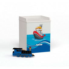 Комод ABC-King Тумба прикроватная Ocean