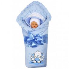 Комплект на выписку Babyglory Непоседа зима (5 предметов)