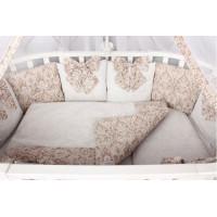 Комплект в кроватку AmaroBaby Premium Элит (18 предметов)