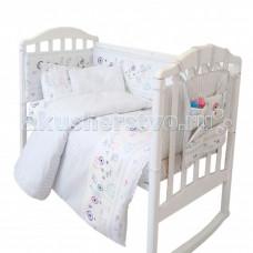 Комплект в кроватку Baby Nice (ОТК) Ежик (9 предметов)