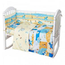Комплект в кроватку Baby Nice (ОТК) Ферма (6 предметов) H13