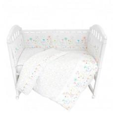 Комплект в кроватку Baby Nice (ОТК) Саванна 9 предметов