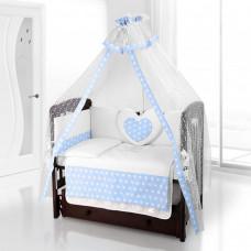 Комплект в кроватку Beatrice Bambini Cuore Grande Anello (6 предметов)