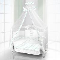 Комплект в кроватку Beatrice Bambini Unico Capolino 120х60 (6 предметов)