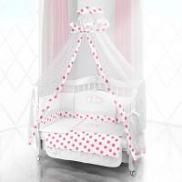 Комплект в кроватку Beatrice Bambini Unico Grande Stella 120х60 (6 предметов)