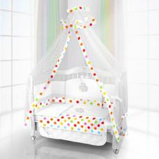 Комплект в кроватку Beatrice Bambini Unico Mela 120х60 (6 предметов)