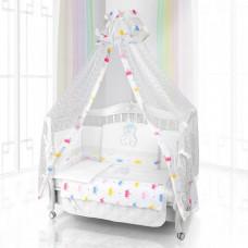 Комплект в кроватку Beatrice Bambini Unico Orso Cuando 125х65 (6 предметов)
