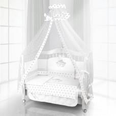 Комплект в кроватку Beatrice Bambini Unico Smile 120х60 (6 предметов)