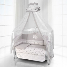 Комплект в кроватку Beatrice Bambini Unico Smile 125х65 (6 предметов)