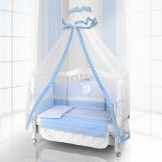 Комплект в кроватку Beatrice Bambini Unico Stella 125х65 (6 предметов)