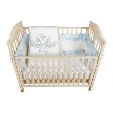 Комплект в кроватку Bebe Luvicci Baby Birdie (6 предметов)