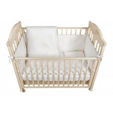 Комплект в кроватку Bebe Luvicci Elitte (6 предметов)