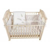 Комплект в кроватку Bebe Luvicci Fluffy (6 предметов)