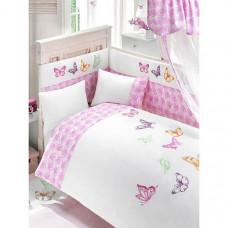 Комплект в кроватку Bebe Luvicci Little Wings (6 предметов)