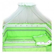 Комплект в кроватку Bombus Любавушка (7 предметов)