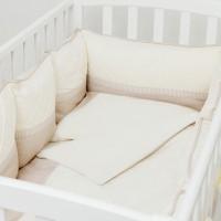 Комплект в кроватку Colibri&Lilly Cappuccino Pillow (4 предмета)