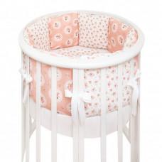 Комплект в кроватку Colibri&Lilly Nicole Round (7 предметов)