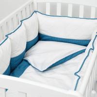 Комплект в кроватку Colibri&Lilly Ocean Pillow (4 предмета)