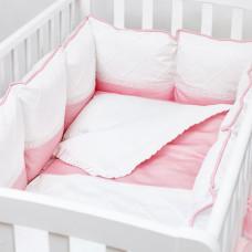 Комплект в кроватку Colibri&Lilly Pink Panther Pillow (4 предмета)