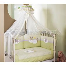 Комплект в кроватку Feretti Rabbit Sestetto Long (6 предметов)