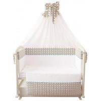 Комплект в кроватку Фея Конфетти (7 предметов)