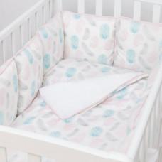 Комплект в кроватку Fluffymoon Aurora (6 предметов)