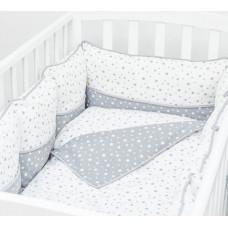 Комплект в кроватку Fluffymoon Little Star (4 предмета)