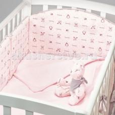 Комплект в кроватку Fluffymoon Lovely Baby (6 предметов)