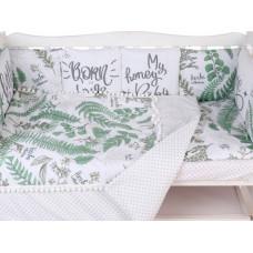 Комплект в кроватку Forest Eden (15 предметов)