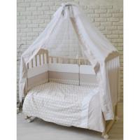 Комплект в кроватку Forest Little Stars (7 предметов)