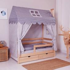 Комплект в кроватку Incanto Домик (6 предметов)