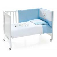 Комплект в кроватку Inter Baby Conejo espiral (5 предметов)
