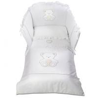 Комплект в кроватку Italbaby Peluche (5 предметов)