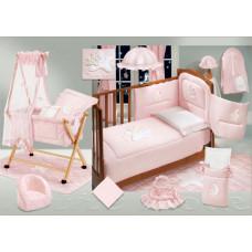Комплект в кроватку Italbaby Petite Etoile 140х70 (5 предметов)