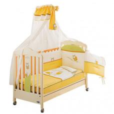 Комплект в кроватку Italbaby Tulipano (5 предметов)