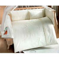 Комплект в кроватку Kidboo Dreams (4 предмета)