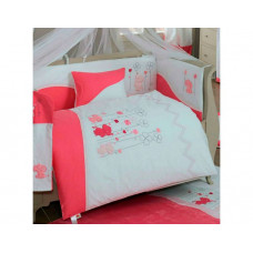 Комплект в кроватку Kidboo Elephant (4 предмета)