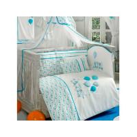Комплект в кроватку Kidboo Happy Birthday (4 предмета)