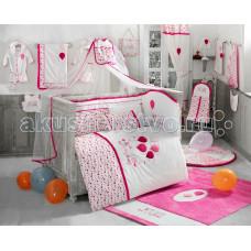 Комплект в кроватку Kidboo Happy Birthday (6 предметов)