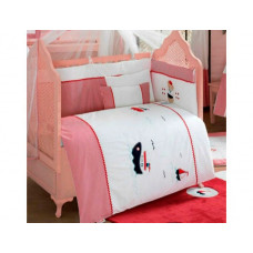 Комплект в кроватку Kidboo Little Voyager (4 предмета)