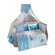 Комплект в кроватку Kidboo Marine (6 предметов)