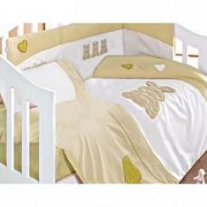 Комплект в кроватку Kidboo My Little Rabbit (6 предметов)