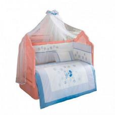 Комплект в кроватку Kidboo Panda (4 предмета)
